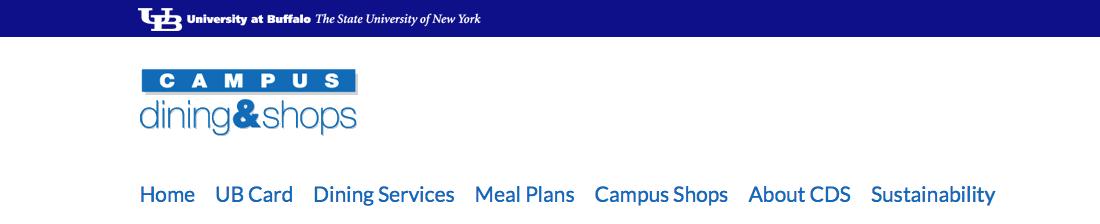 University of Buffalo - Campus Dining & Shops
